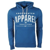 Crosshatch CrossHatch - Hoodie - Sweat - Model Flatleys - Blue