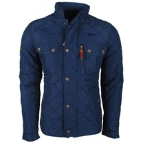 Geographical Norway Geographical Norway- Herren Übergangs Jacke - Winterjacke -  Dathan - Navy