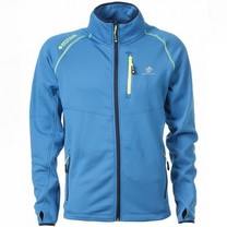 New Republic Northvalley - Softshell Vest - Fusio - blauw
