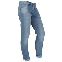 Cars Jeans Cars Jeans - Men's Jeans - Slim Fit - Stretch - Length 32 - Blast - Grey Blue