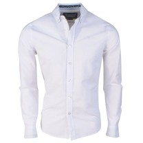 MZ72 MZ72 - Men's Shirt - Dallow - White