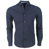 MZ72 MZ72 - Men's Shirt - Dallow - Navy