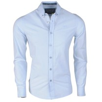 MZ72 MZ72 - Men's Shirt - Dallow - Blue