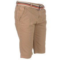 MZ72 MZ72 - Men's Short - Fiction - Brown