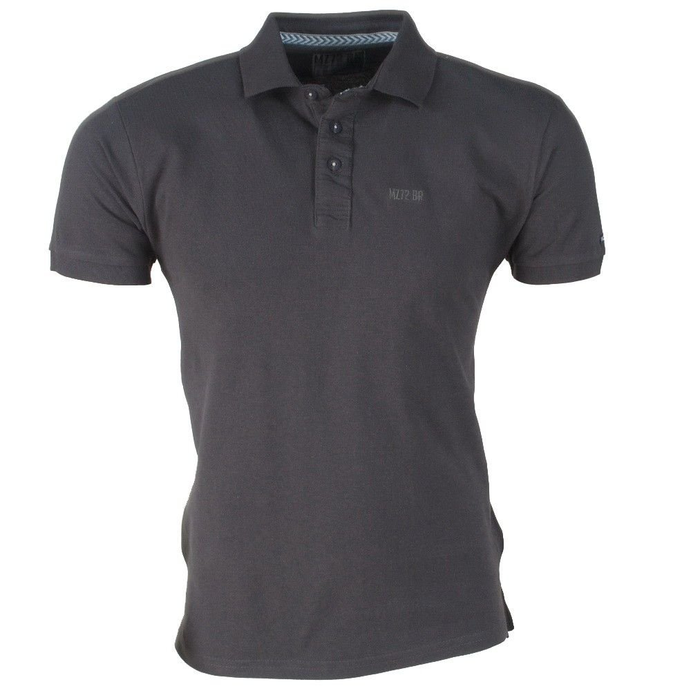 MZ72 MZ72 - Men's Polo - Pacify Pastel - Navy