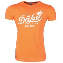 Deeluxe Deeluxe - Men's T-shirt - Akau - Orange