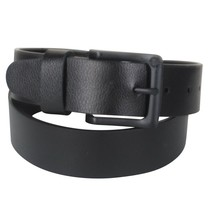 MZ72 MZ72 - Leather Belt - Belt Man - Black