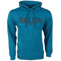 Ballin Ballin - Men's Pullover - Hooded - Sweat - Blue
