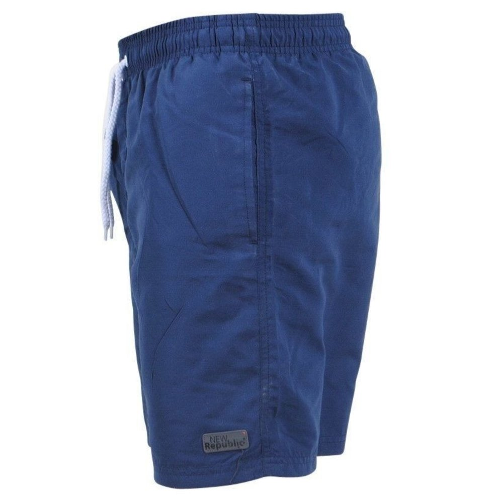 New Republic New Republic - Heren Zwembroek - Navy