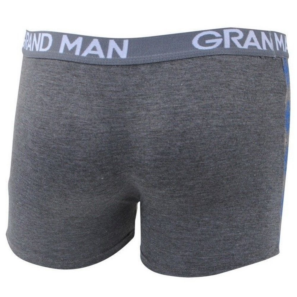 Grand Man - Boxer Homme - Anthracite