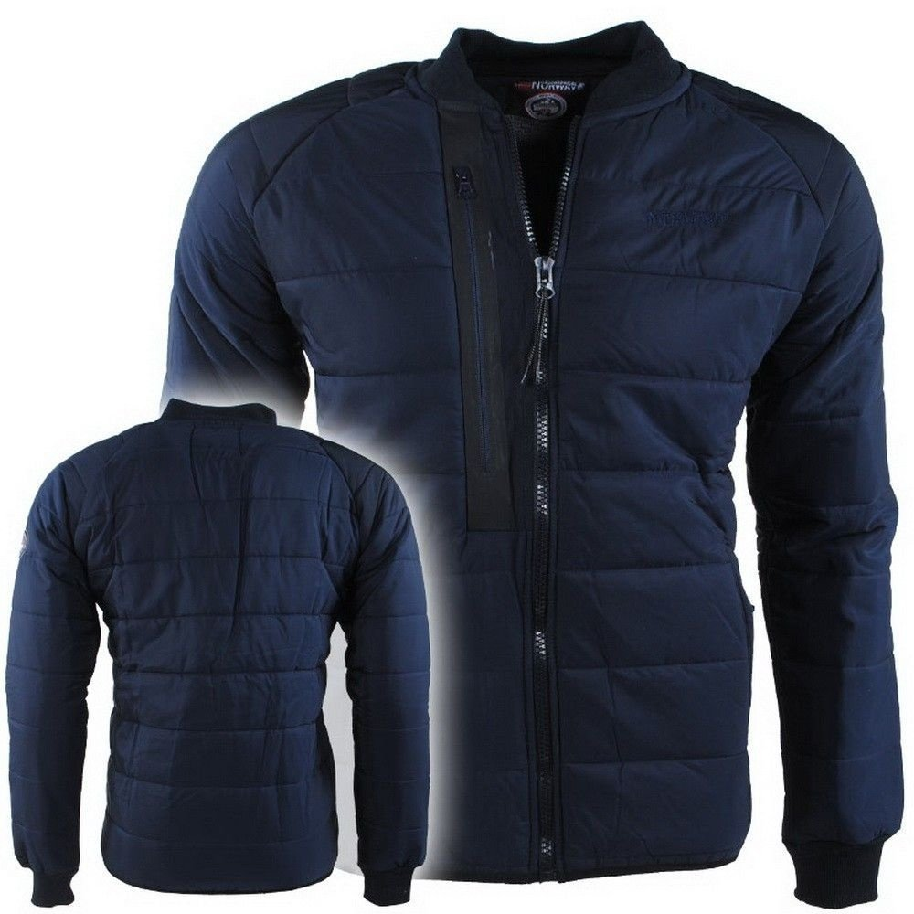 Geographical Norway Geographical Norway - Veste intermédiaire d'homme - Veste d'hiver  - Compact - Marine