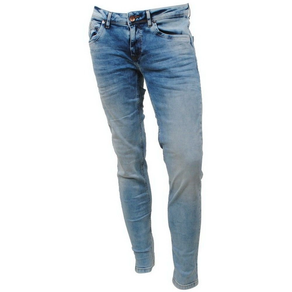 Cars Jeans Cars Jeans - Heren Jeans - Slim Fit - Stretch - Lengte 32 - Blast - Stone Fancy Used
