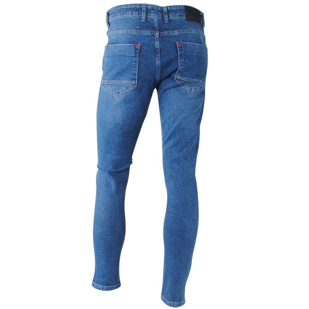 Catch Catch - Heren Jeans - Stretch - Lengte 32 - Denim