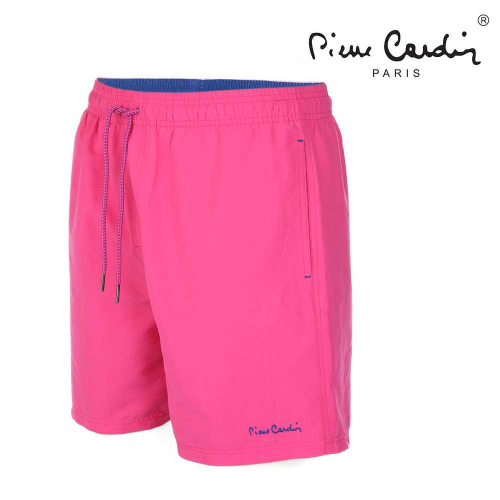 Pierre Cardin Pierre Cardin - Men's Swim Short - Banyuls - Pink
