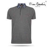 Pierre Cardin Pierre Cardin - Polo pour homme - Rodericq - Anthracite