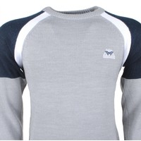 The Wild Stream Wildstream - Men Pullover - Round neck - Grey