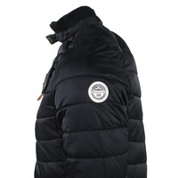 Geographical Norway Geographical Norway - Men`s - Jacket - Winter Jacket - Arie - Black