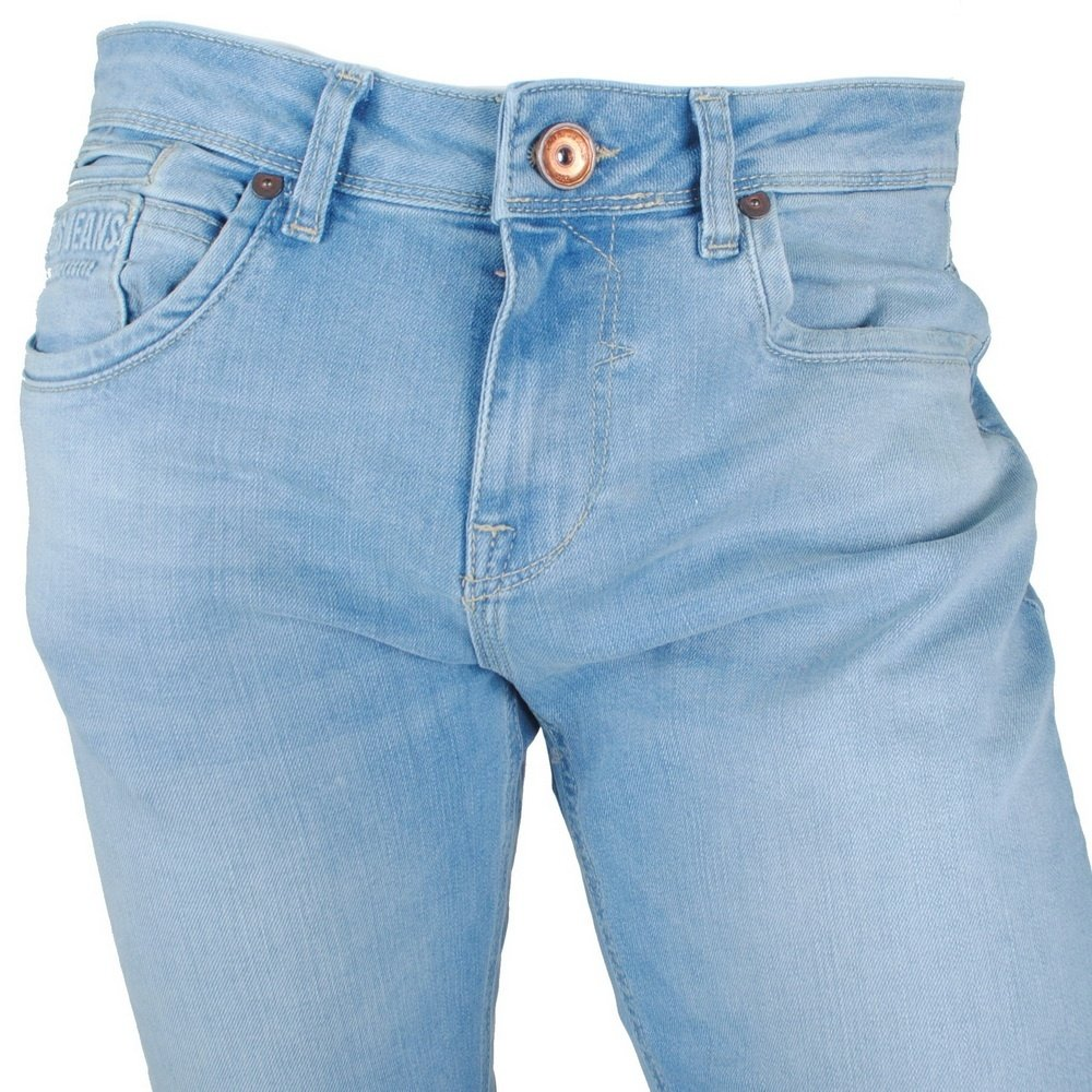 Cars Jeans Cars Jeans - Heren Jeans - Slim Fit - Stretch - Lengte 34 - Blast - Blue Used