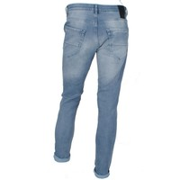 Cars Jeans Cars Jeans - Heren Jeans - Slim Fit - Stretch - Lengte 36 - Blast - Grey Blue