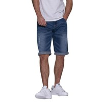 MZ72 MZ72 - Heren Jeans Short - Fura - Stretch - Stone Used