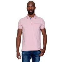 MZ72 MZ72 - Polo Homme - Prefer - Rose