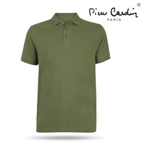 Pierre Cardin Pierre Cardin - Heren Polo - Paris - Army