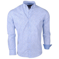 Montazinni Jan Paulsen - Herren Design Hemd - Regular Fit