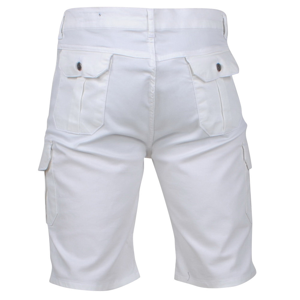 New Republic - Herren Short - Off White