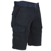 Brams Paris Brams Paris - Men's Cargo Short with Free Belt - Harold