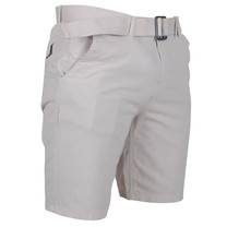 Brams Paris Brams Paris - Men's Chino Short with Free Belt - Hidde