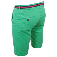 Biaggio Jeans - Men's Shorts - Faniel - Green