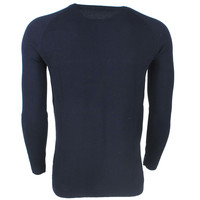 Deeluxe Deeluxe - Men's Sweater - Mitchell - Navy