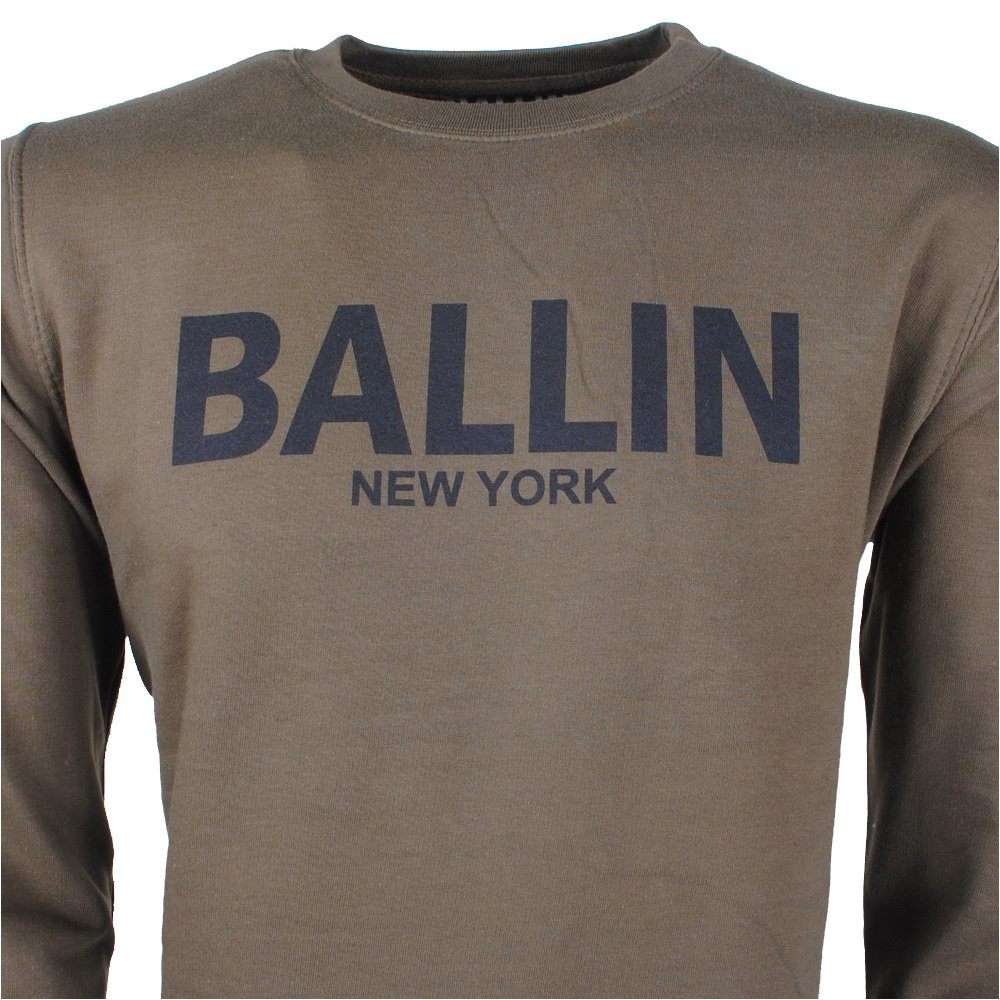 Ballin Ballin - Men's Pullover - Sweat - Kaki
