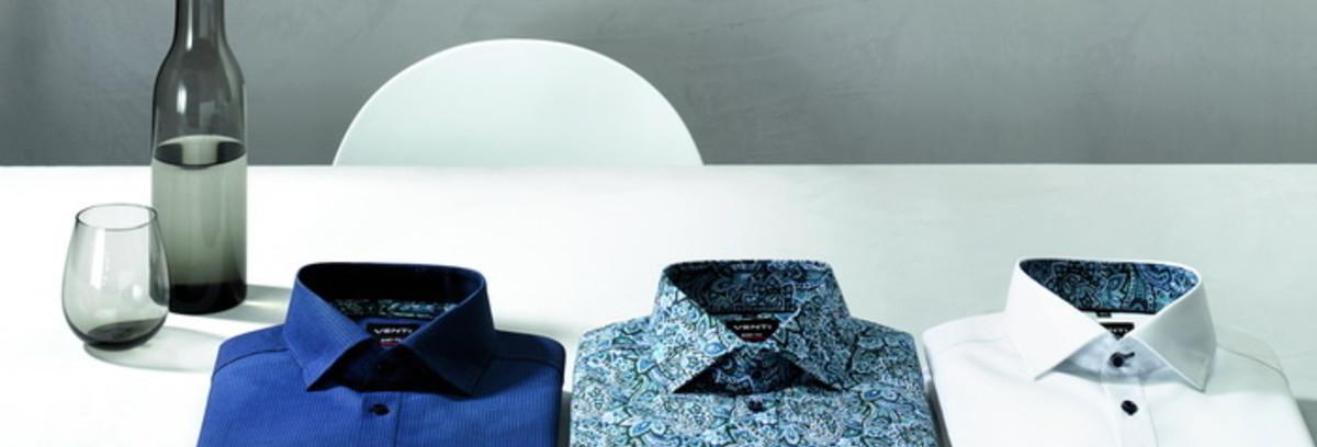 Strijkvrije overhemden – Gemak dient de man (en vrouw!)