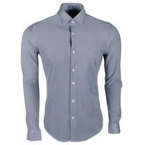 New Republic Sette Fratelli Chemise Homme  - Tricot Superstretch