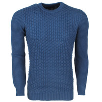 Crosshatch CrossHatch - Men's Pullover - Heavy Knitted - Model Haymore