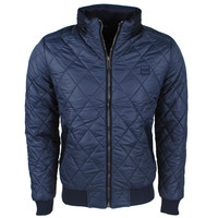 Deeluxe Deeluxe - Men's Jacket / Winter Jacket - Cocker - Navy