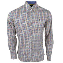 Twinlife  Twinlife - Chemise pour homme exclusive - Voitures