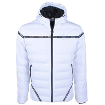 Deeluxe Deeluxe - Men's Winter Jacket - Holyson - White