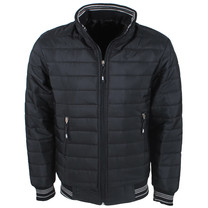 New Republic New Republic -  Veste pour homme - Duck - Noir