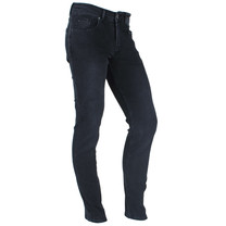 New Republic New Republic - Heren Jeans- Lengte 34 - Stretch - Zwart