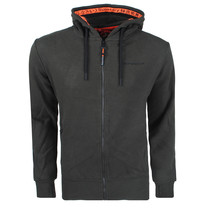 Superdry Superdry Men`s Zip Hoodie - Urban Athletic - Green