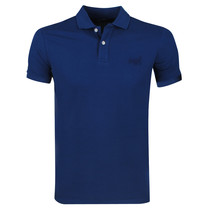 Superdry Superdry - Heren Polo - Pique - Blauw