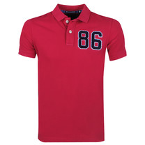 Superdry Superdry - Heren Polo - Destroy - Rood