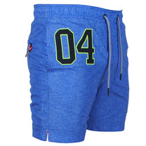 Superdry Superdry - Men's Swim Short - Waterpolo - Blue