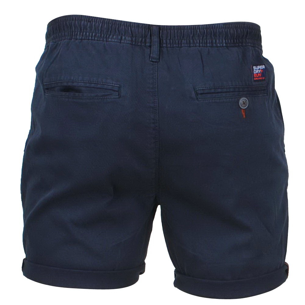 Superdry Superdry - Heren Short - Sunscorched - Navy
