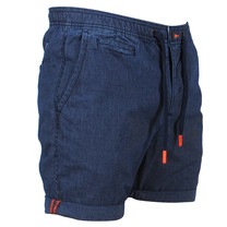 Superdry Superdry - Heren Short - Sunscorched - Stripe - Navy
