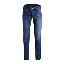 Jack and Jones Jack and Jones - Men's Jeans - Glenn Fox 204 - Blue Denim - Length 34