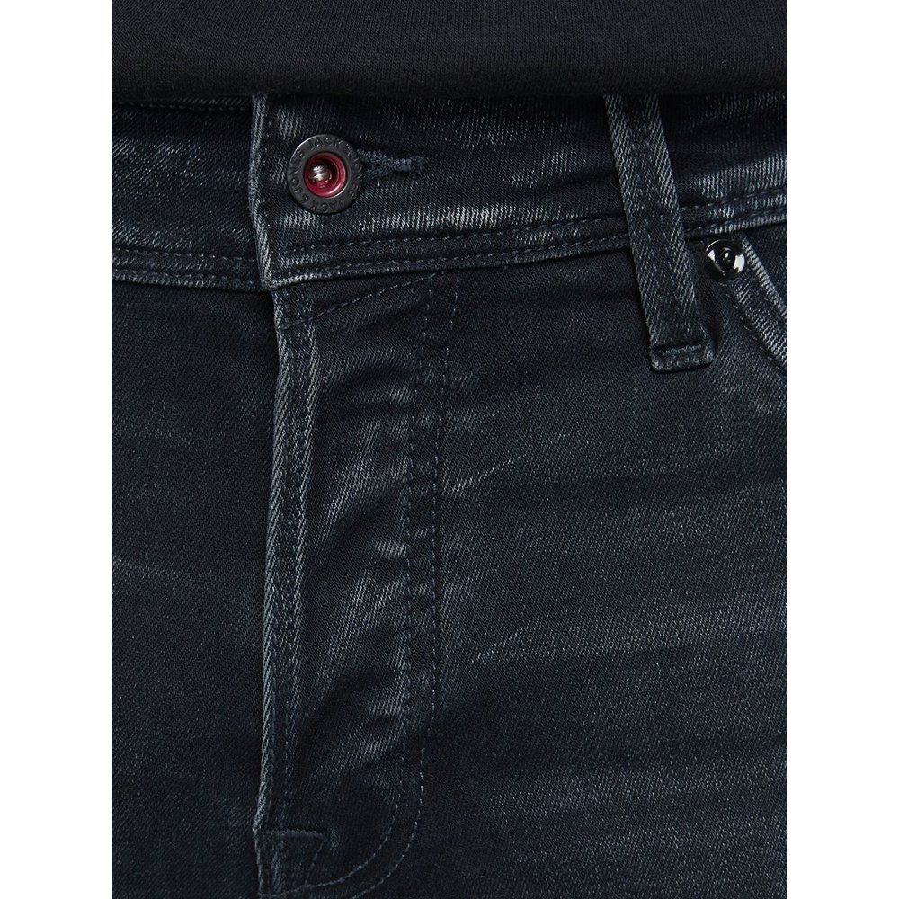 Jack and Jones Jack and Jones - Heren Jeans - Glenn Fox 104 - Dark Blue - Slim Fit - Lengte 34