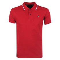 Twinlife  Twinlife - Men's Polo - Red